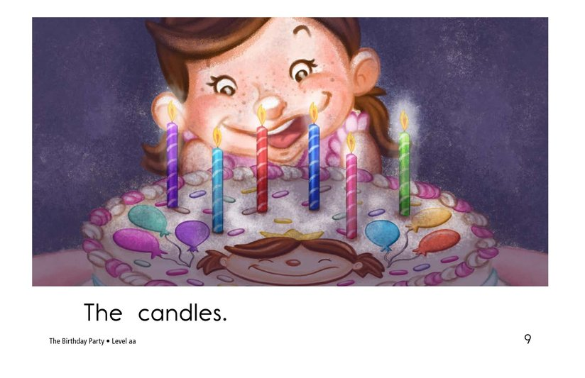 Book Preview For The Birthday Party Page 9