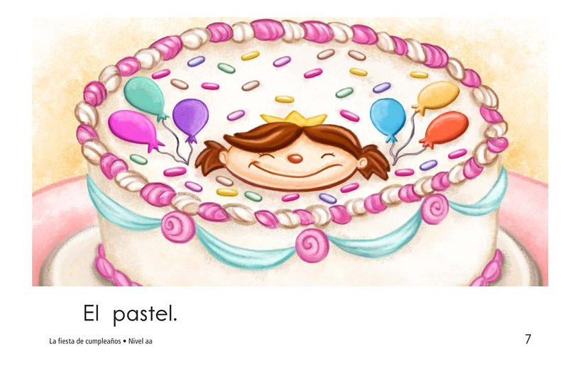 Book Preview For The Birthday Party Page 7