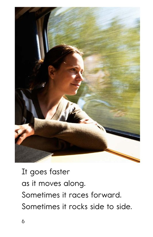 Book Preview For Taking the Train Page 6
