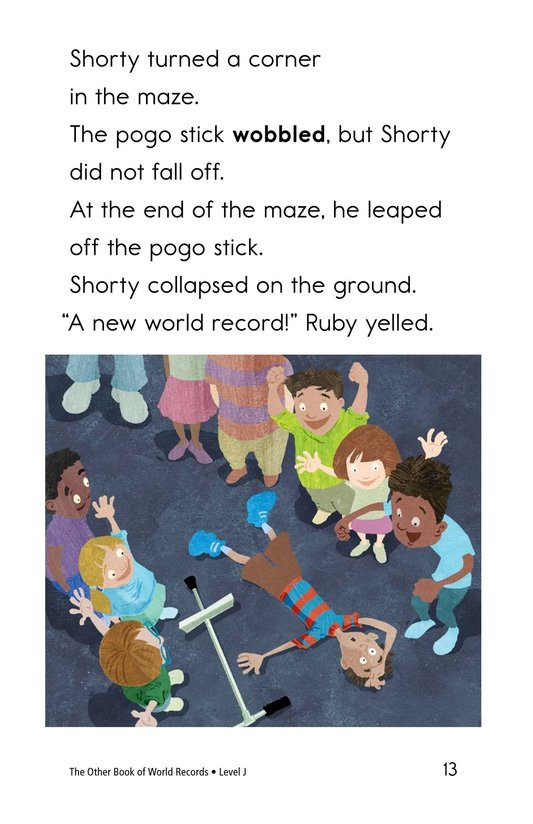 Book Preview For The Other Book of World Records Page 13
