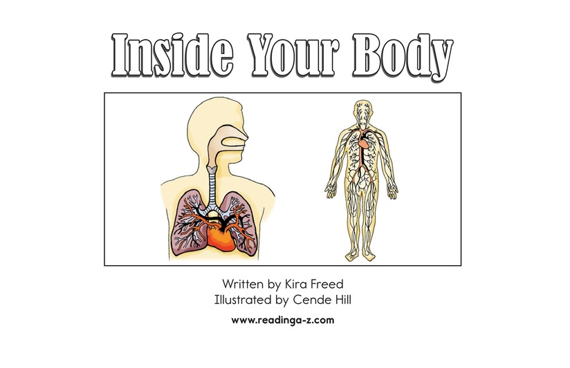 Book Preview For Inside Your Body Page 2