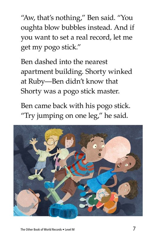 Book Preview For The Other Book of World Records Page 7