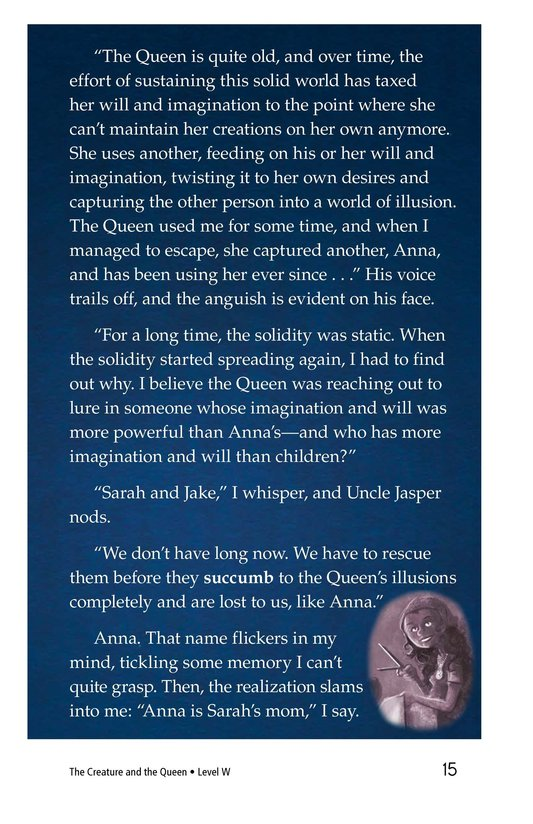 Book Preview For The Creature and the Queen Page 15