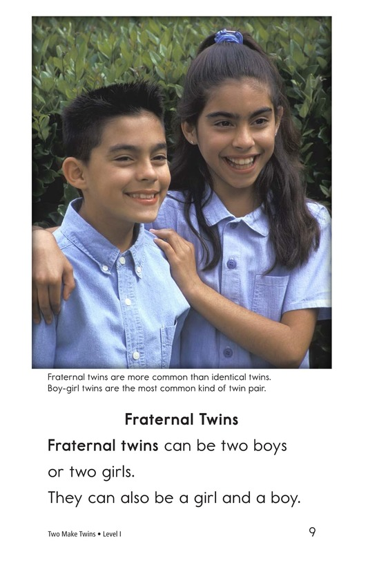 Book Preview For Two Make Twins Page 9