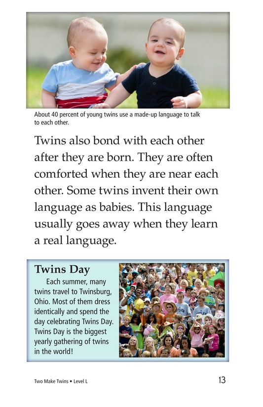 Book Preview For Two Make Twins Page 13