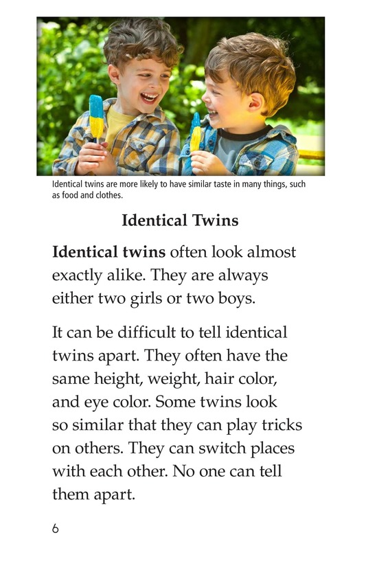 Book Preview For Two Make Twins Page 6