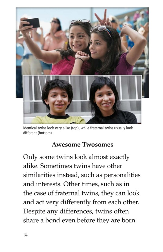 Book Preview For Two Make Twins Page 14