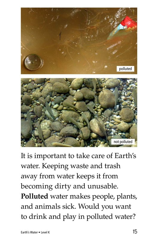 Book Preview For Earth's Water Page 15