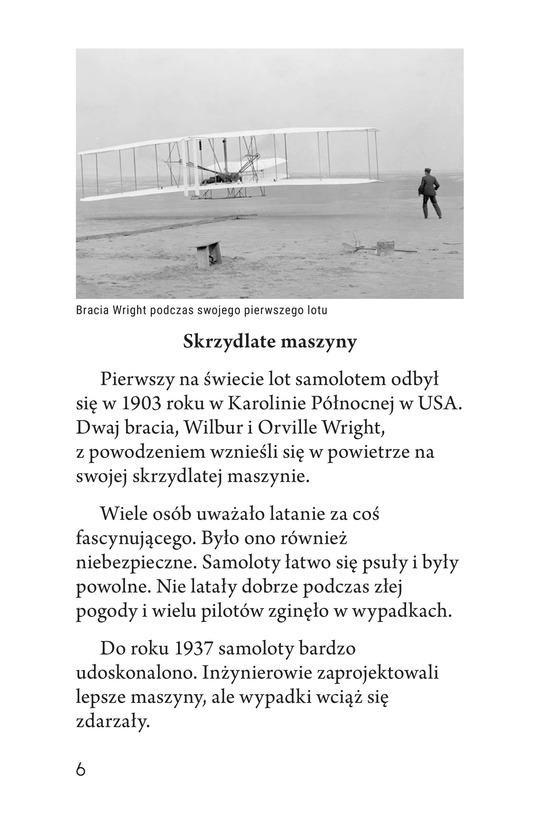 Book Preview For Amelia Earhart: A Legend in Flight Page 6