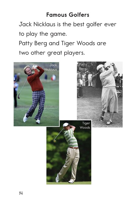 Book Preview For Golf Page 14
