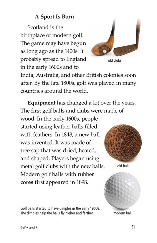 Book Preview For Golf Page 11