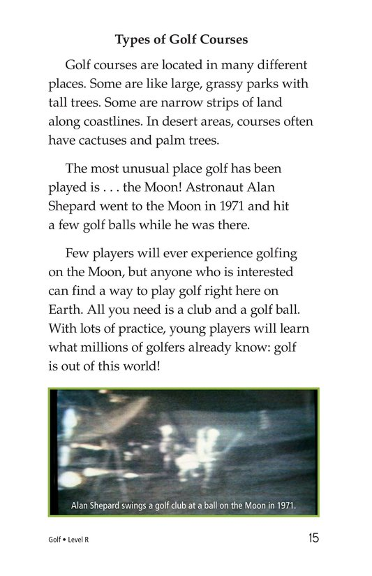 Book Preview For Golf Page 15