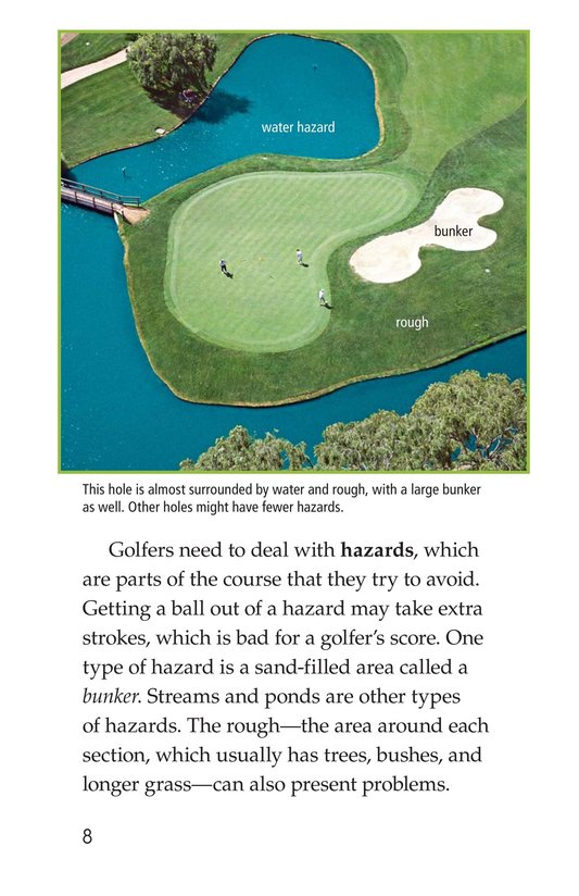 Book Preview For Golf Page 8