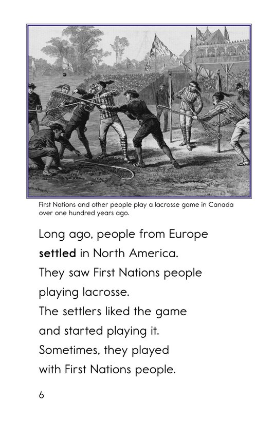 Book Preview For Lacrosse Page 6