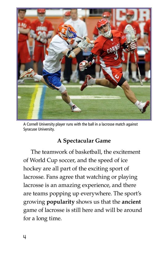 Book Preview For Lacrosse Page 4