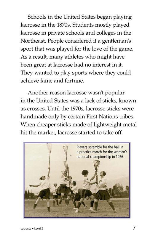 Book Preview For Lacrosse Page 7