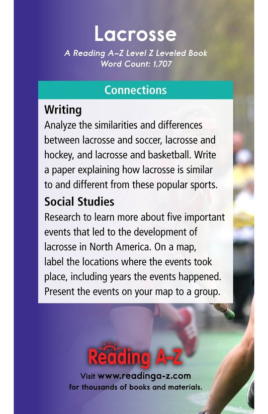 Book Preview For Lacrosse Page 17