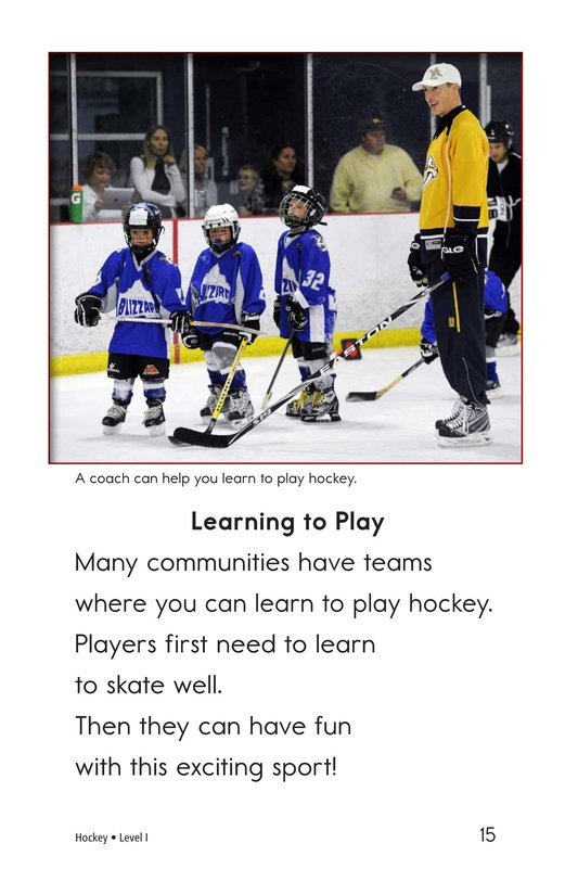 Book Preview For Hockey Page 15