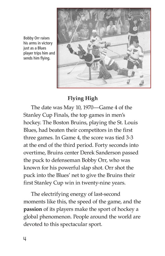 Book Preview For Hockey Page 4