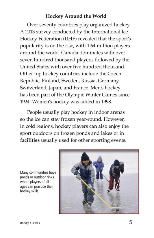 Book Preview For Hockey Page 5