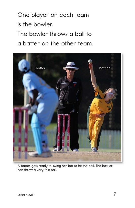 Book Preview For Cricket Page 7