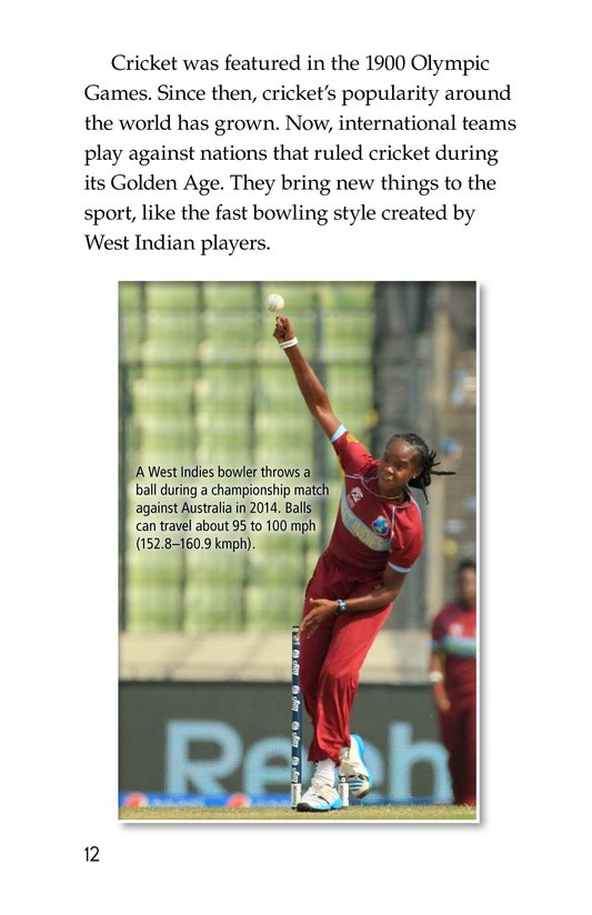 Book Preview For Cricket Page 12