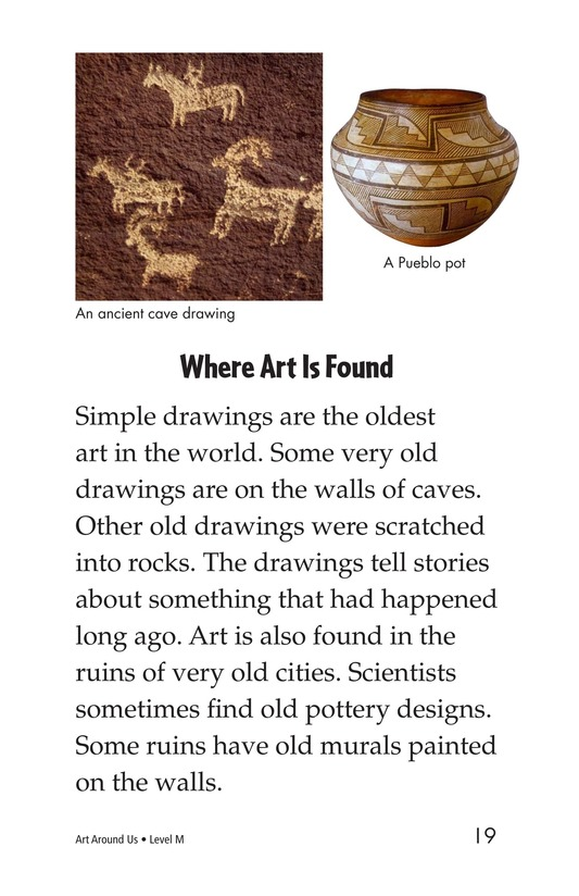 Book Preview For Art Around Us Page 19