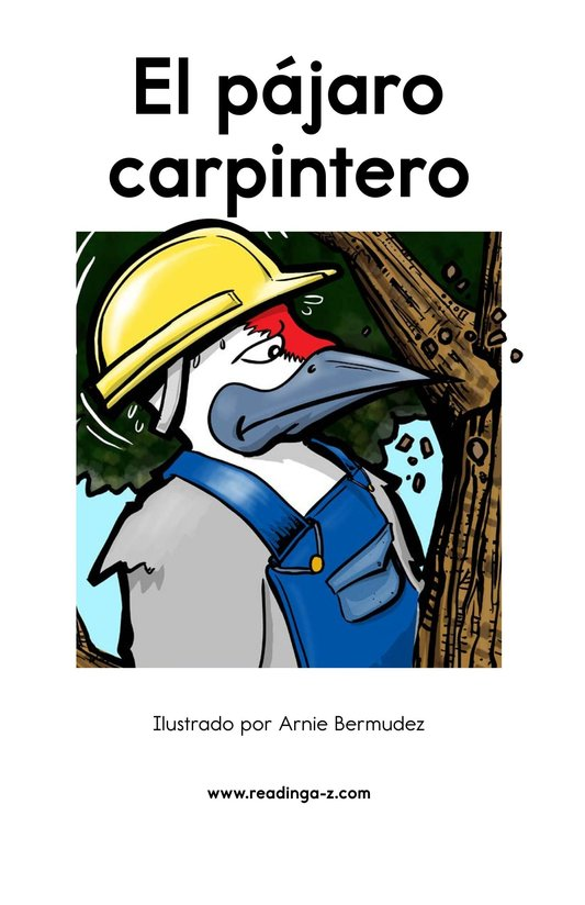 Book Preview For El pájaro carpintero Page 2