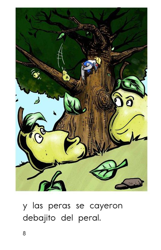 Book Preview For El pájaro carpintero Page 8