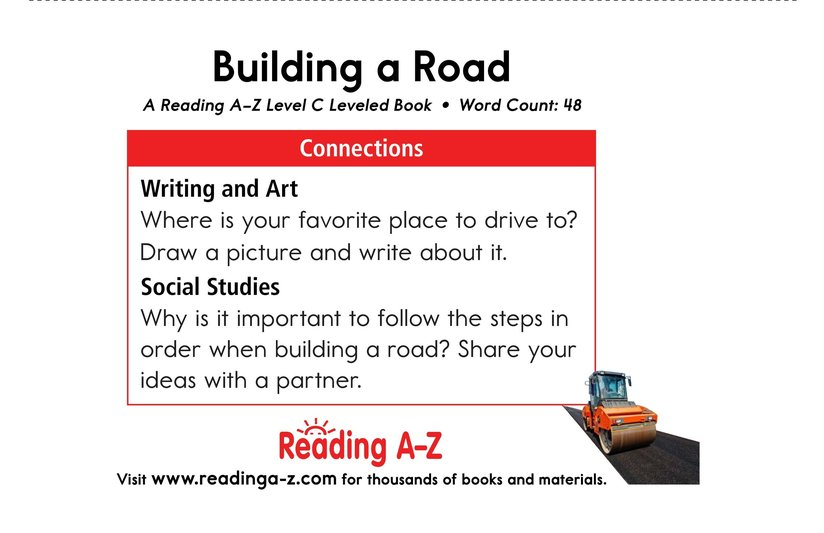 Book Preview For Building a Road Page 11