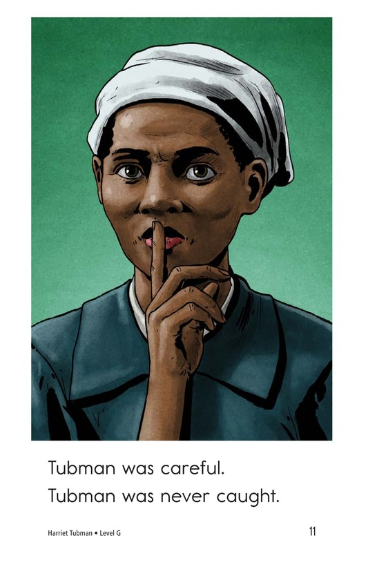 Book Preview For Harriet Tubman Page 11