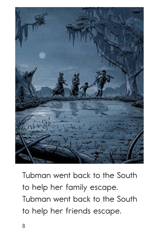 Book Preview For Harriet Tubman Page 8