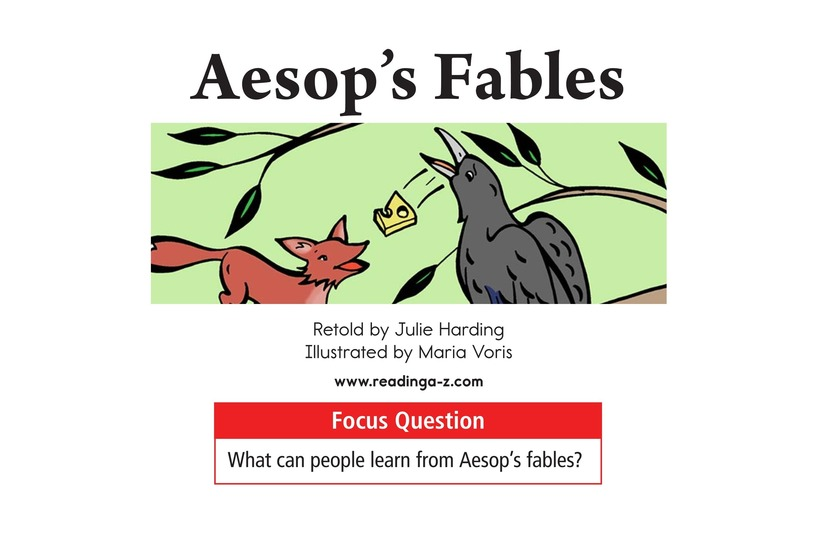 Book Preview For Aesop's Fables Page 2