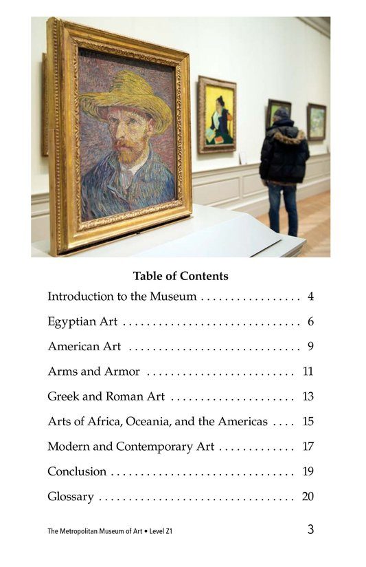 Book Preview For The Metropolitan Museum of Art Page 3