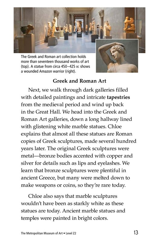 Book Preview For The Metropolitan Museum of Art Page 13