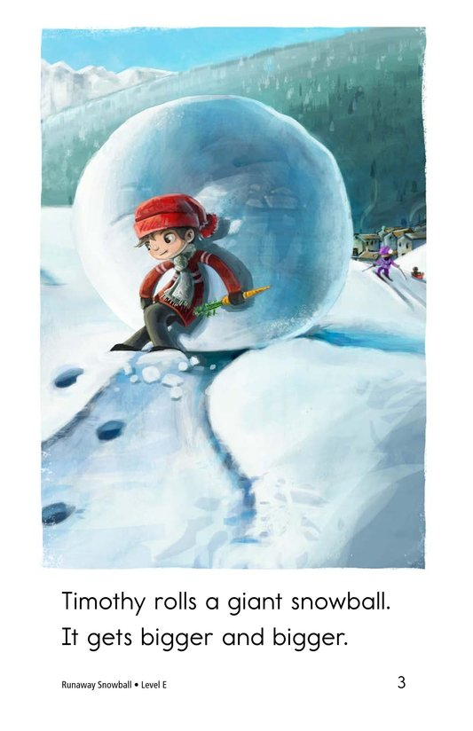 Book Preview For Runaway Snowball Page 3