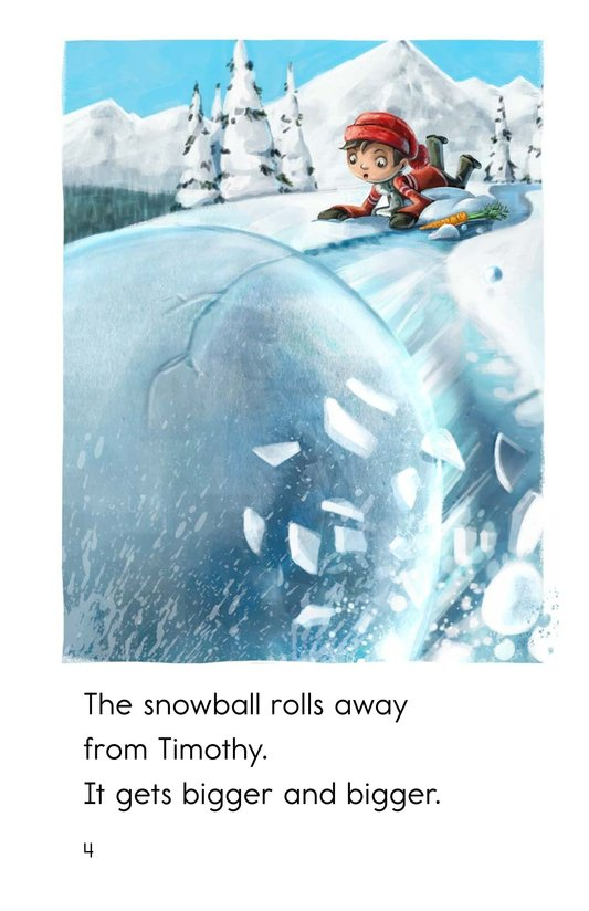 Book Preview For Runaway Snowball Page 4