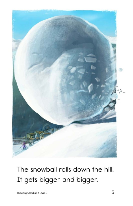 Book Preview For Runaway Snowball Page 5