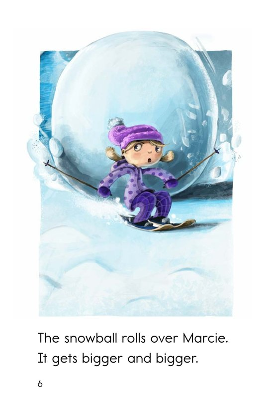 Book Preview For Runaway Snowball Page 6