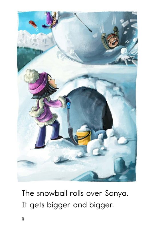 Book Preview For Runaway Snowball Page 8
