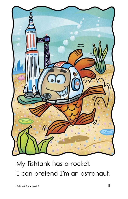 Book Preview For Fishtank Fun Page 11