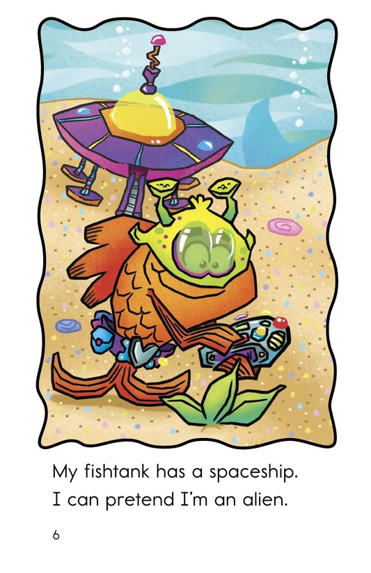 Book Preview For Fishtank Fun Page 6