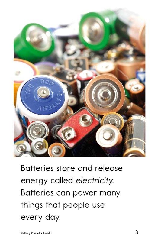 Book Preview For Battery Power! Page 3