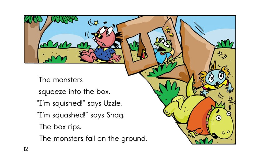 Book Preview For Club Monster Page 12