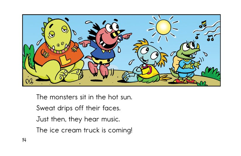 Book Preview For Club Monster Page 14