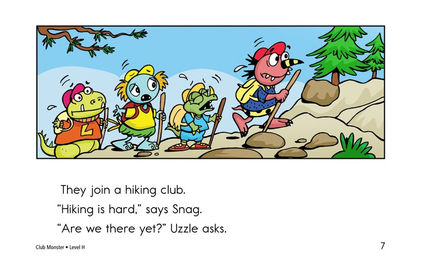 Book Preview For Club Monster Page 7