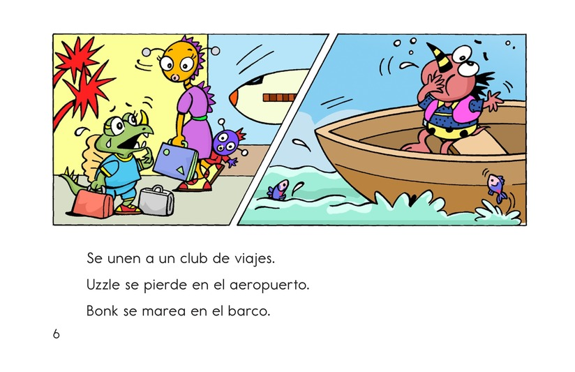 Book Preview For Club Monster Page 6