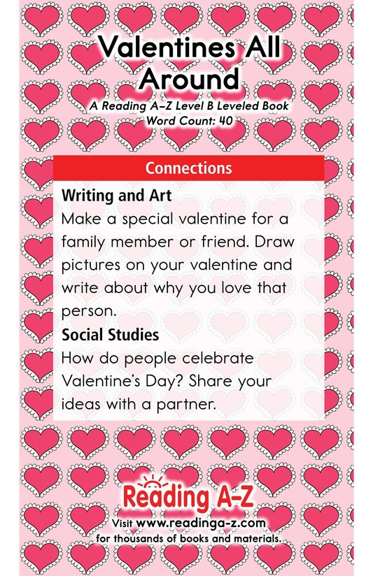 Book Preview For Valentines All Around Page 11