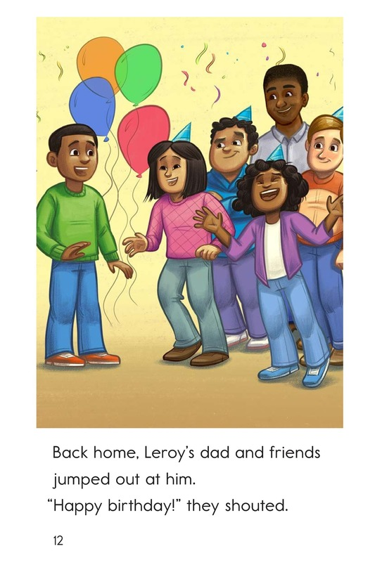Book Preview For Leap Year Birthday Page 12
