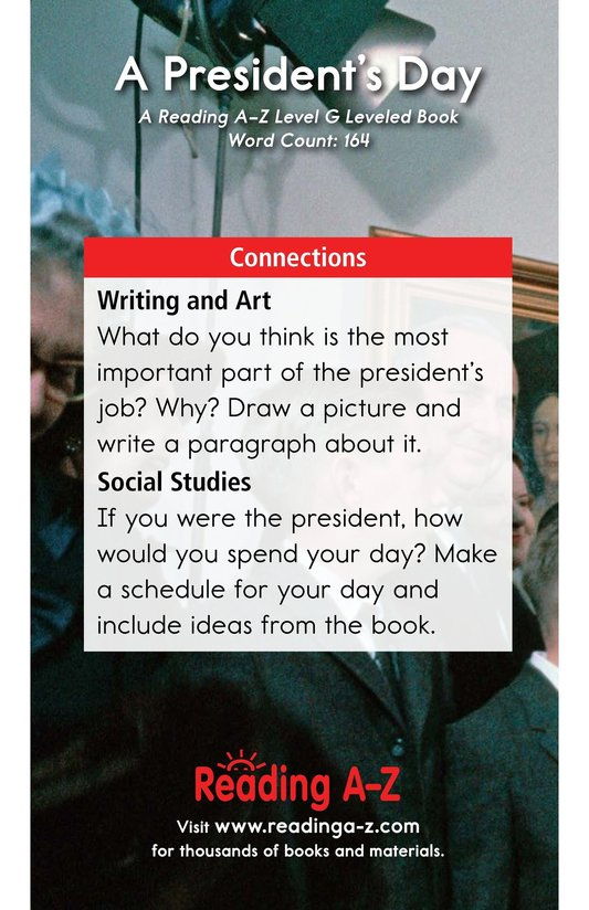 Book Preview For A President's Day Page 13